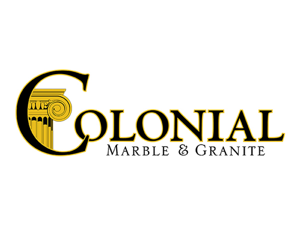 Colonial Marble & Granite Logo